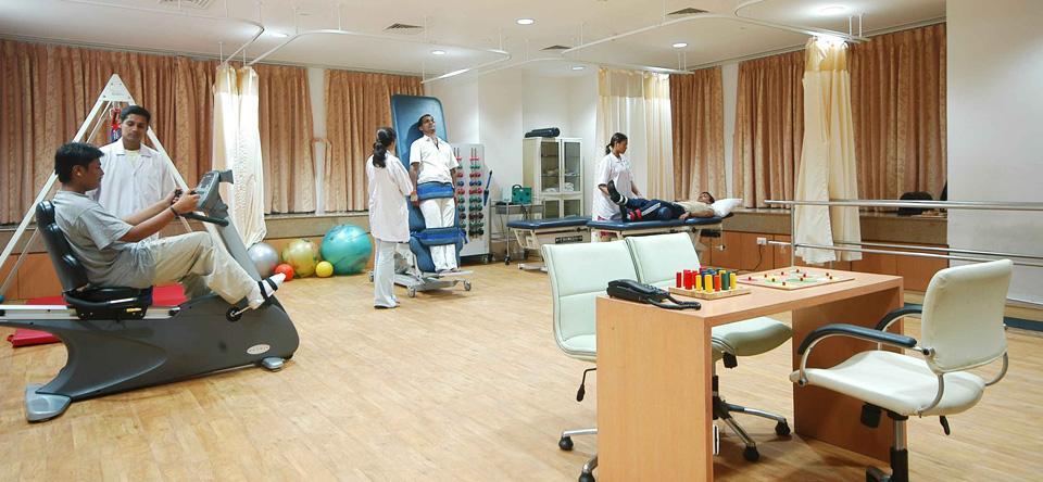 Vật lý trị liệu tại nhà - Dịch vụ chữa bệnh chất lượng cao