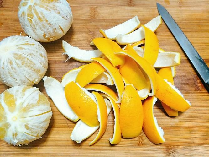 Những lợi ích tuyệt vời của vỏ cam quýt đối với sức khỏe 1