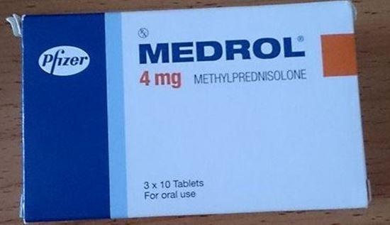 Hướng dẫn sử dụng thuốc Medrol 4mg