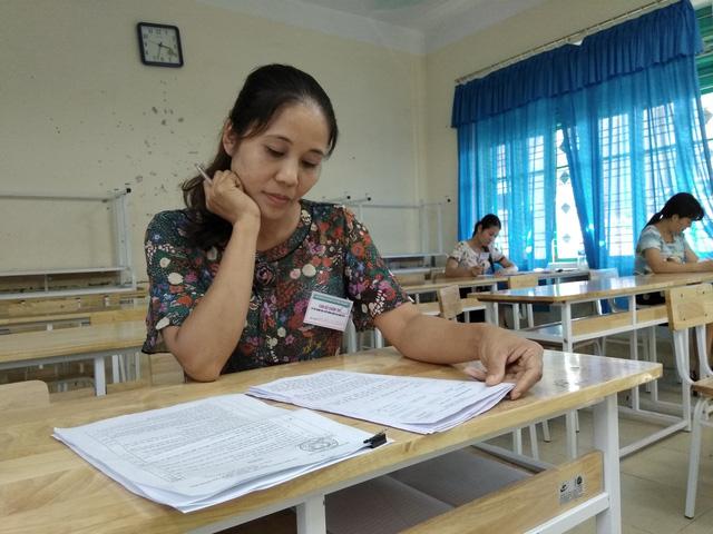 Môn Giáo dục công dân: Đã có thí sinh đạt điểm 10