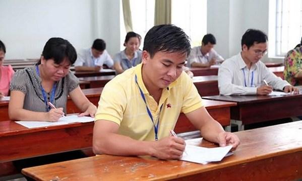 Môn Ngữ Văn đã có thí sinh đạt mốc 9.75 điểm 1