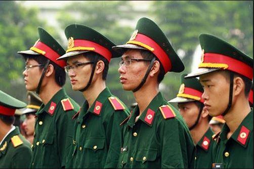 Không có sự phân biệt điểm sàn giữa các miền với khối trường Quân đội
