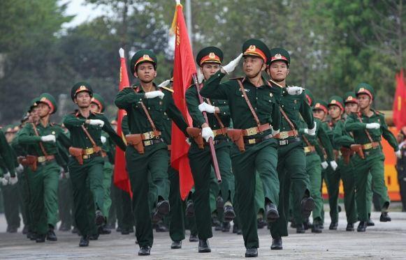 Không phân biệt điểm sàn khu vực Bắc Trung Nam khối trường Quân đội