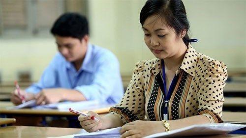 Rất nhiều điểm thi môn Ngữ Văn THPT Quốc gia dưới 5 điểm
