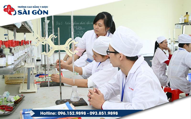 Thông tin tuyển sinh Cao đẳng Y TPHCM năm 2018