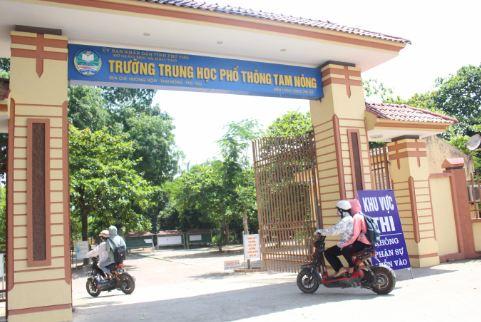 Trường THPT Tam Nông