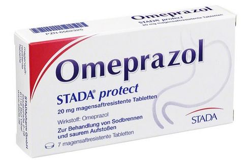 Liều dùng thuốc Omeprazol 20mg STADA® cho trẻ em