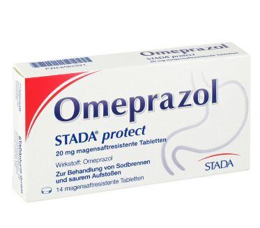 Tác dụng của thuốc Omeprazol 20mg STADA