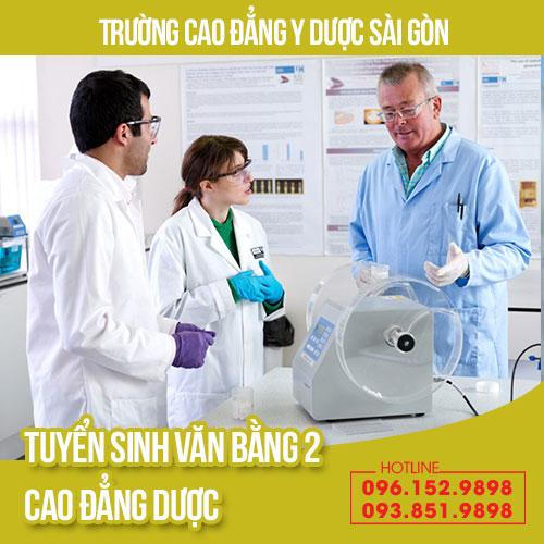 truong-cao-dang-y-duoc-sai-gon-tuyen-sinh-van-bang-2-cao-dang-duoc-2019