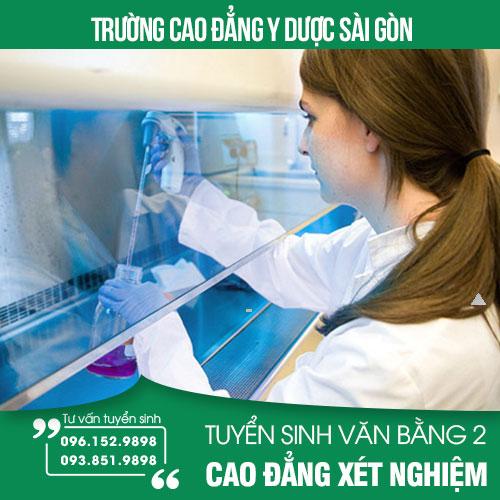 tuyen-sinh-van-bang-2-cao-dang-ky-thuat-xet-nghiem-y-hoc-tphcm-nam-2019