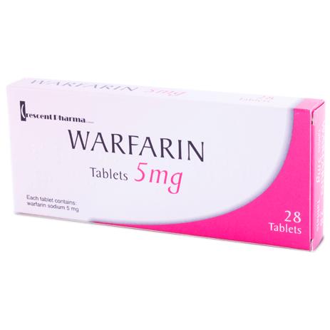 Thông tin về liều dụng và cách sử dụng của thuốc Warfarin 1