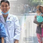 Ấm lòng: Cuộc trao đổi của bác sĩ trẻ và chị bán vé số ôm theo con nhỏ giữa lòng Sài Gòn