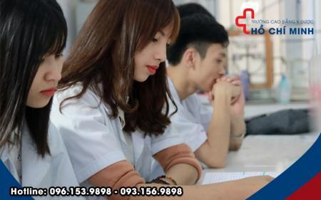 Cao đẳng Y TP.HCM tuyển sinh xét học bạ THPT năm 2018