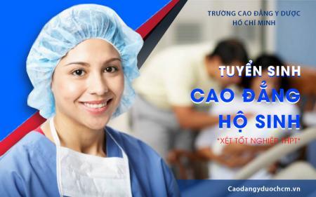 Địa chỉ đào tạo Cao đẳng Hộ sinh tại thành phố Hồ Chí Minh