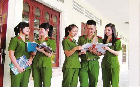 Đổi mới phương án tuyển sinh đối với các trường công an nhân dân