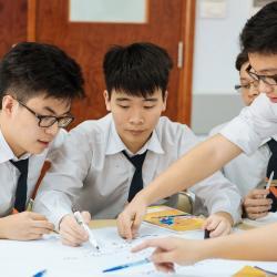 Dự kiến tăng chỉ tiêu tuyển sinh đầu cấp ở Hà Nội