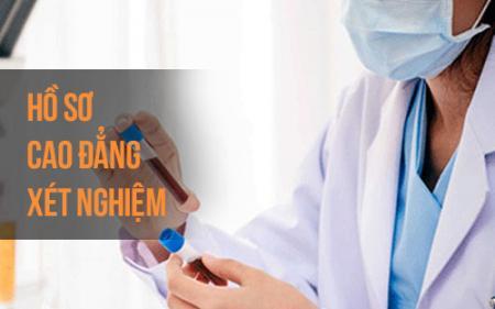 Hồ sơ xét tuyển Cao đẳng Xét nghiệm TPHCM năm 2018