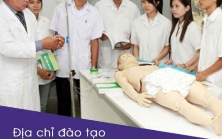 Học Cao đẳng Điều dưỡng ở đâu?