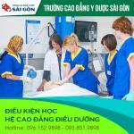 Các trường cao đẳng điều dưỡng miền Trung