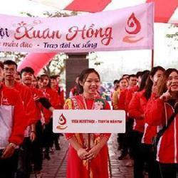 Lễ hội xuân hồng 2018: Hơn 10.000 người tham gia hiến máu
