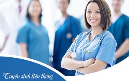 Liên thông Cao đẳng Điều dưỡng đáp ứng chuẩn hóa nhu cầu nguồn nhân lực