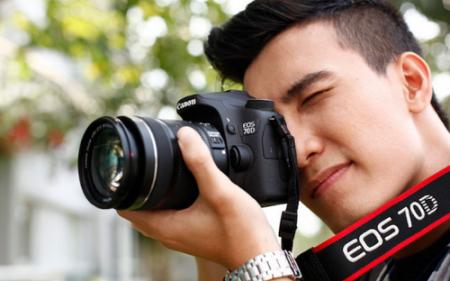 Những người có tố chất với nghề nhiếp ảnh