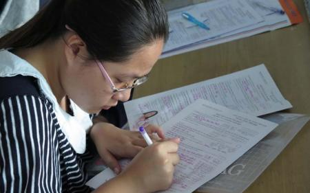 Thí sinh cần lưu ý gì khi làm hồ sơ đăng ký dự thi THPT Quốc gia