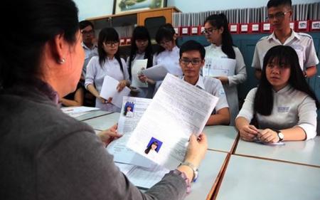 Thí sinh chỉ nên đăng ký từ 4-5 nguyện vọng trong kỳ thi tốt nghiệp THPT