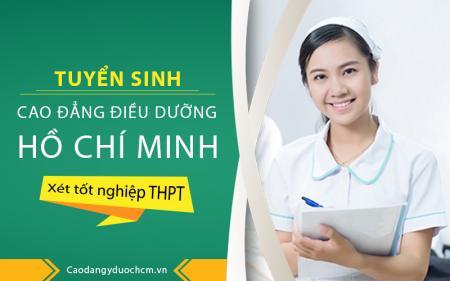 Thời gian nộp hồ sơ đăng ký xét tuyển Cao đẳng Điều dưỡng Hồ Chí Minh năm 2018
