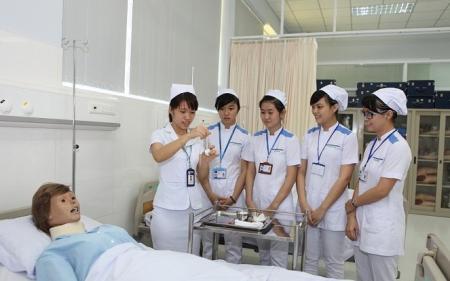 Trường Cao đẳng Y Dược Hồ Chí Minh trong công tác đào tạo Y Dược