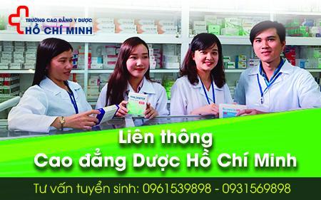 Liên thông cao đẳng dược TPHCM